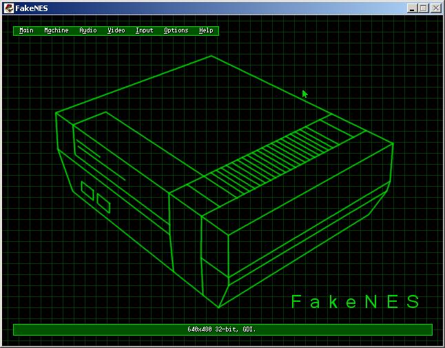 FakeNES v0.5.8 - Эмулятор Dendy для Windows