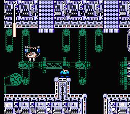 Afro Man (Mega Man 3 Hack) - Бродилки для Dendy