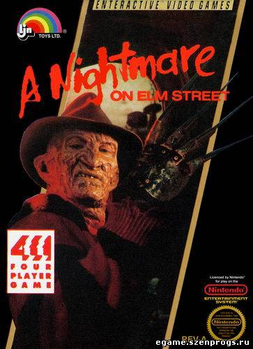 A nightmare on elm street скрин 1