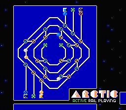 Arctic (J) - Головоломки для Dendy